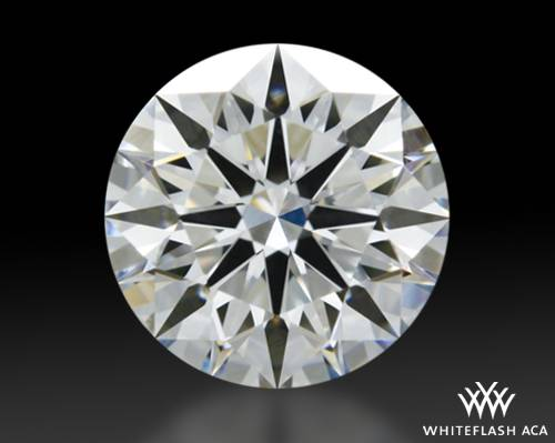 1.156 ct F VVS1 A CUT ABOVE® Hearts and Arrows Super Ideal Round Cut Loose Diamond