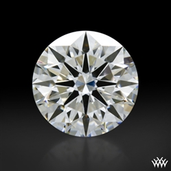 1.114 ct F VVS1 Expert Selection Round Cut Loose Diamond
