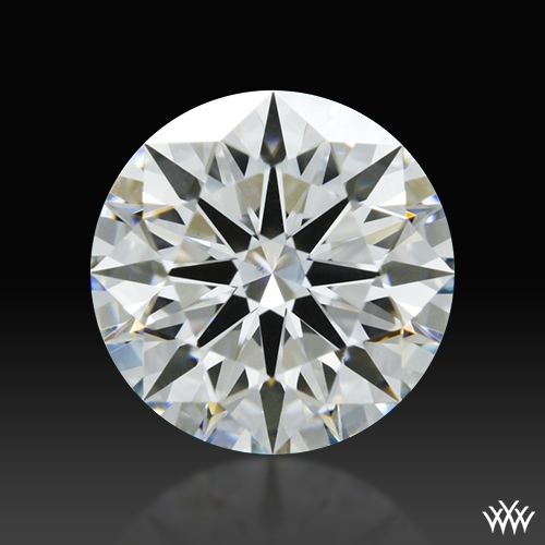 1.514 ct F VS2 A CUT ABOVE® Hearts and Arrows Super Ideal Round Cut Loose Diamond
