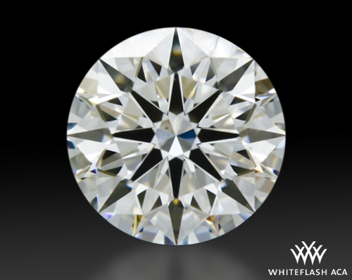0.81 ct G VS2 A CUT ABOVE® Hearts and Arrows Super Ideal Round Cut Loose Diamond