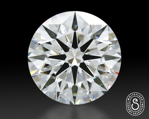 0.802 ct F VVS2 Expert Selection Round Cut Loose Diamond