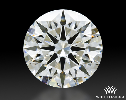 0.81 ct G VS1 A CUT ABOVE® Hearts and Arrows Super Ideal Round Cut Loose Diamond