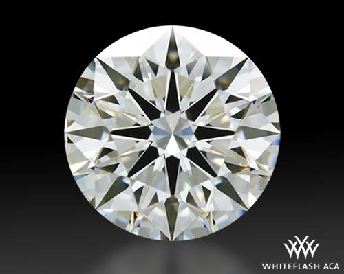 1.506 ct J VS1 A CUT ABOVE® Hearts and Arrows Super Ideal Round Cut Loose Diamond