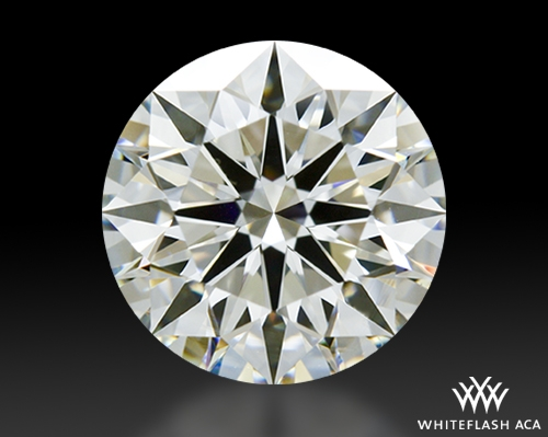 1.531 ct I VS2 A CUT ABOVE® Hearts and Arrows Super Ideal Round Cut Loose Diamond