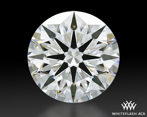 1.278 ct G VS1 A CUT ABOVE® Hearts and Arrows Super Ideal Round Cut Loose Diamond