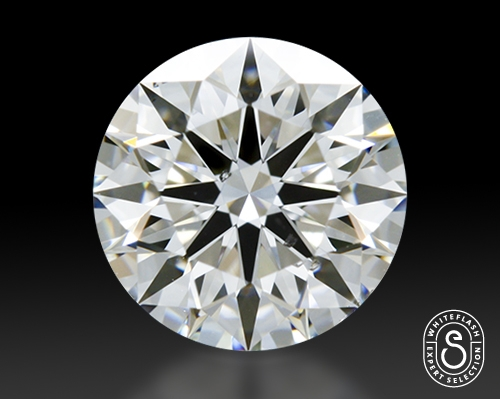 0.801 ct E SI1 Expert Selection Round Cut Loose Diamond