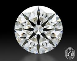 0.801 ct E SI1 Expert Selection Round Cut Loose Diamond