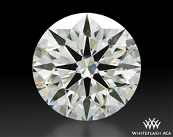 0.801 ct J VS2 A CUT ABOVE® Hearts and Arrows Super Ideal Round Cut Loose Diamond