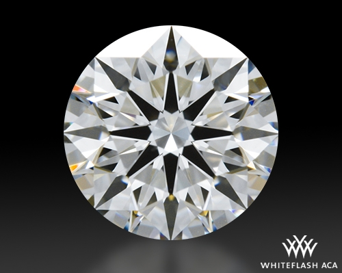 0.818 ct G VVS1 A CUT ABOVE® Hearts and Arrows Super Ideal Round Cut Loose Diamond