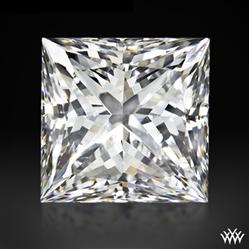 1.085 ct G VS2 A CUT ABOVE® Princess Super Ideal Cut Diamond