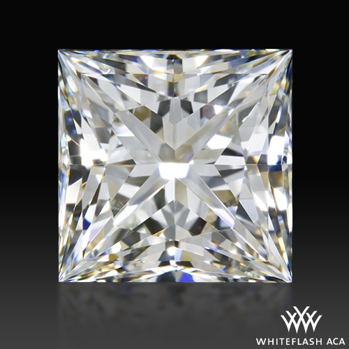 1.466 ct I VS1 A CUT ABOVE® Princess Super Ideal Cut Diamond
