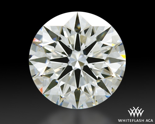 1.122 ct H SI1 A CUT ABOVE® Hearts and Arrows Super Ideal Round Cut Loose Diamond