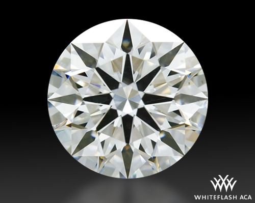 1.032 ct I VS2 A CUT ABOVE® Hearts and Arrows Super Ideal Round Cut Loose Diamond
