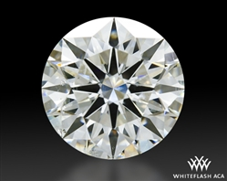 1.15 ct I SI2 A CUT ABOVE® Hearts and Arrows Super Ideal Round Cut Loose Diamond