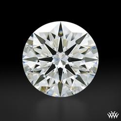 1.288 ct H VVS1 Expert Selection Round Cut Loose Diamond