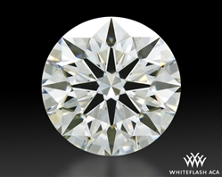 1.20 ct J VS1 A CUT ABOVE® Hearts and Arrows Super Ideal Round Cut Loose Diamond