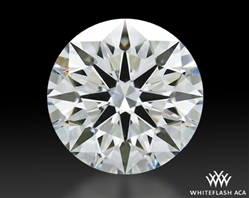 1.538 ct G VS1 A CUT ABOVE® Hearts and Arrows Super Ideal Round Cut Loose Diamond