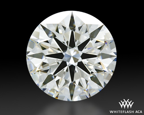 1.92 ct H VS1 A CUT ABOVE® Hearts and Arrows Super Ideal Round Cut Loose Diamond
