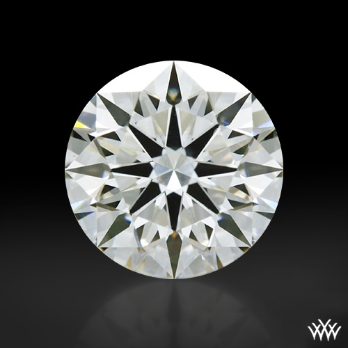 1.697 ct I VS1 A CUT ABOVE® Hearts and Arrows Super Ideal Round Cut Loose Diamond