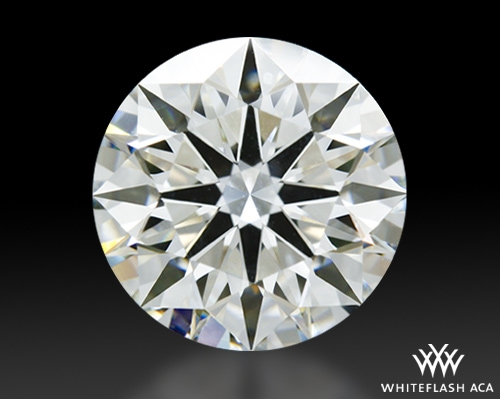 1.505 ct I VS1 A CUT ABOVE® Hearts and Arrows Super Ideal Round Cut Loose Diamond