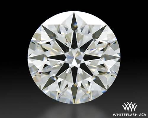 1.721 ct H VS1 A CUT ABOVE® Hearts and Arrows Super Ideal Round Cut Loose Diamond