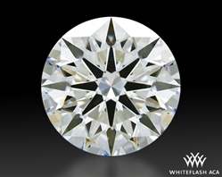 2.273 ct I VS2 A CUT ABOVE® Hearts and Arrows Super Ideal Round Cut Loose Diamond