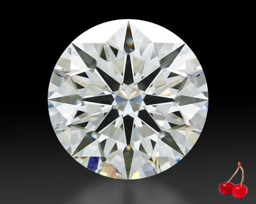 2.421 ct H VS2 Expert Selection Round Cut Loose Diamond