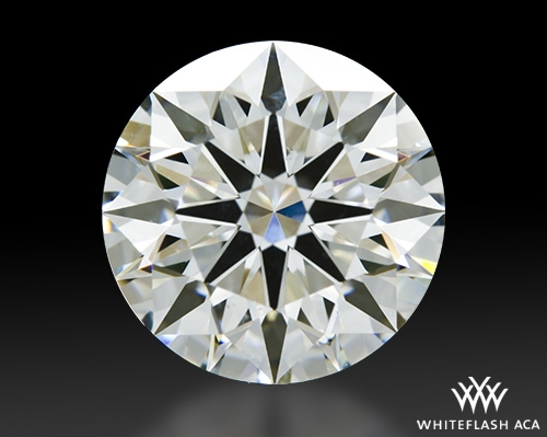 2.282 ct I VS2 A CUT ABOVE® Hearts and Arrows Super Ideal Round Cut Loose Diamond