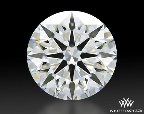 1.70 ct F VS1 A CUT ABOVE® Hearts and Arrows Super Ideal Round Cut Loose Diamond