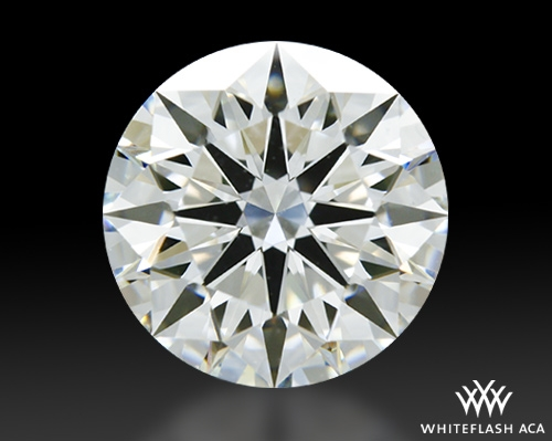 1.707 ct H VS1 A CUT ABOVE® Hearts and Arrows Super Ideal Round Cut Loose Diamond
