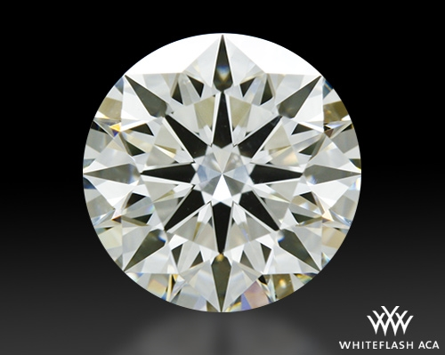 1.30 ct J VS2 A CUT ABOVE® Hearts and Arrows Super Ideal Round Cut Loose Diamond
