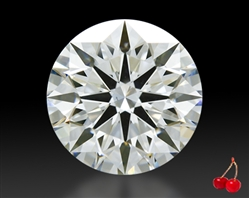 1.318 ct I VS1 Expert Selection Round Cut Loose Diamond