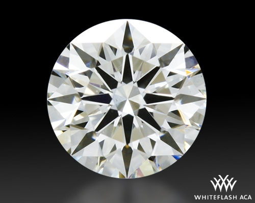 0.525 ct I VS2 A CUT ABOVE® Hearts and Arrows Super Ideal Round Cut Loose Diamond