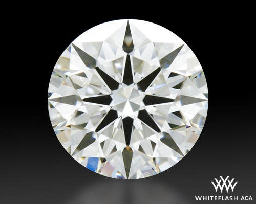 0.555 ct I VS2 A CUT ABOVE® Hearts and Arrows Super Ideal Round Cut Loose Diamond
