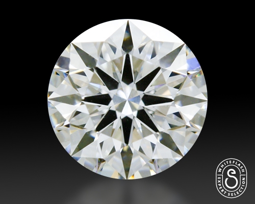 0.503 ct H VS2 Expert Selection Round Cut Loose Diamond