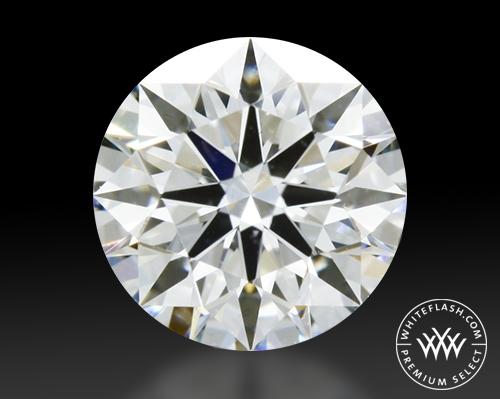 0.531 ct H VS1 Premium Select Round Cut Loose Diamond