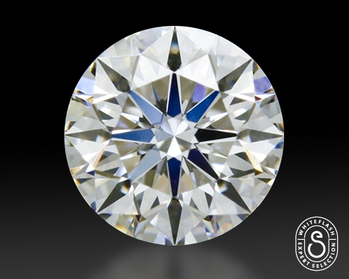 0.545 ct H VS2 Expert Selection Round Cut Loose Diamond