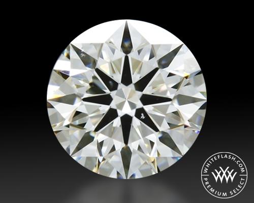0.718 ct I VS2 Premium Select Round Cut Loose Diamond