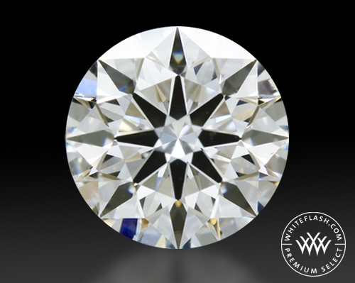 0.508 ct H SI1 Premium Select Round Cut Loose Diamond