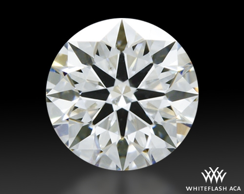 0.571 ct G VS2 A CUT ABOVE® Hearts and Arrows Super Ideal Round Cut Loose Diamond