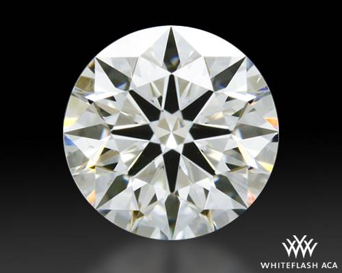 0.423 ct I VS2 A CUT ABOVE® Hearts and Arrows Super Ideal Round Cut Loose Diamond