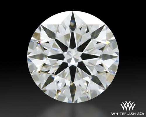 0.423 ct G VS2 A CUT ABOVE® Hearts and Arrows Super Ideal Round Cut Loose Diamond