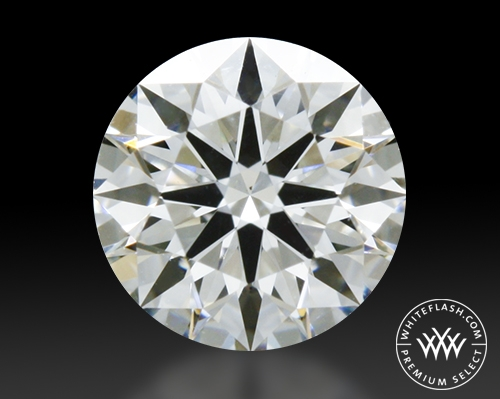 0.434 ct I VS2 Premium Select Round Cut Loose Diamond