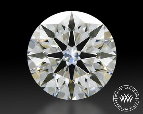0.337 ct H VS2 Premium Select Round Cut Loose Diamond