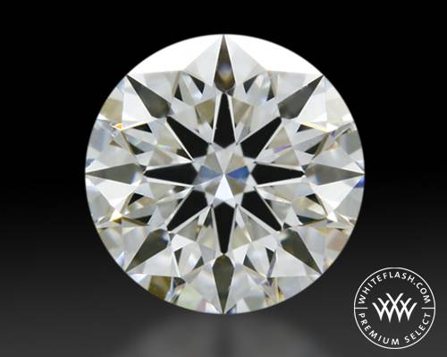 0.352 ct H VS2 Premium Select Round Cut Loose Diamond