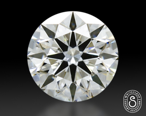 0.317 ct H SI1 Expert Selection Round Cut Loose Diamond