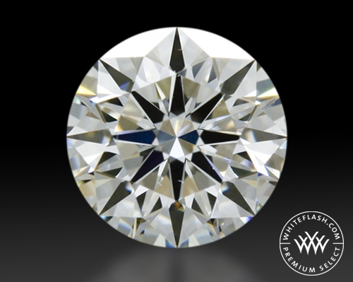 0.323 ct H SI1 Premium Select Round Cut Loose Diamond