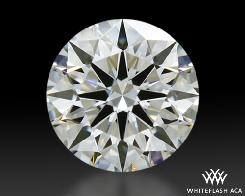 0.32 ct H VS2 A CUT ABOVE® Hearts and Arrows Super Ideal Round Cut Loose Diamond
