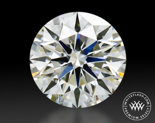 0.326 ct G SI1 Premium Select Round Cut Loose Diamond