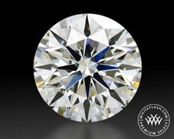 0.326 ct G SI1 Premium Select Round Cut Loose Diamond